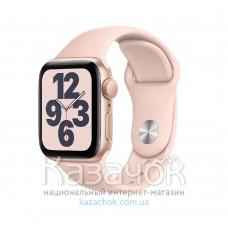 Смарт-часы Apple Watch SE 40mm Pink Sand (MYDN2)