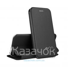 Чехол-книжка 360 Standard для Xiaomi Redmi Note 9 Black