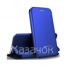 Чехол-книжка 360 Standard для Xiaomi Redmi Note 9 Dark Blue