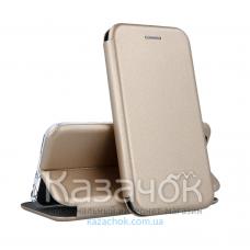 Чехол-книжка 360 Standard для Xiaomi Redmi Note 9 Gold