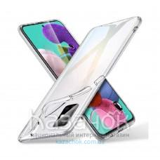 Силикон WS для Samsung M31S/M317 2020 Transparent