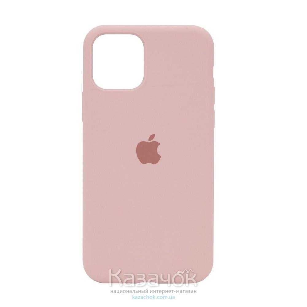 Накладка Silicone Case для iPhone 12 mini Pink Send
