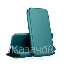 Чехол-книжка 360 Standard для Samsung A12/125 Dark Green