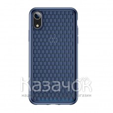 Чехол Baseus для iPhone XS BV Case Blue (WIAPIPH58-BV03)