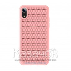 Чехол Baseus для iPhone XS BV Case Pink (WIAPIPH58-BV04)