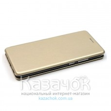 Чехол-книжка Level для Samsung A02S/A025 2021 Gold