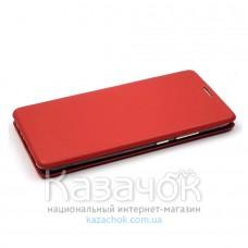 Чехол-книжка Level для Samsung A02S/A025 2021 Red
