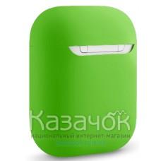 Чехол для наушников Apple AirPods/AirPods2 Ultra Slim Green