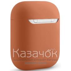 Чехол для наушников Apple AirPods/AirPods2 Ultra Slim Chocolate