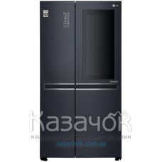 Холодильник Side-by-side LG GC-Q247CBDC