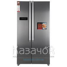 Холодильник ERGO SBS-521 S
