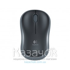 Мышь Logitech Wireless M185 Gray