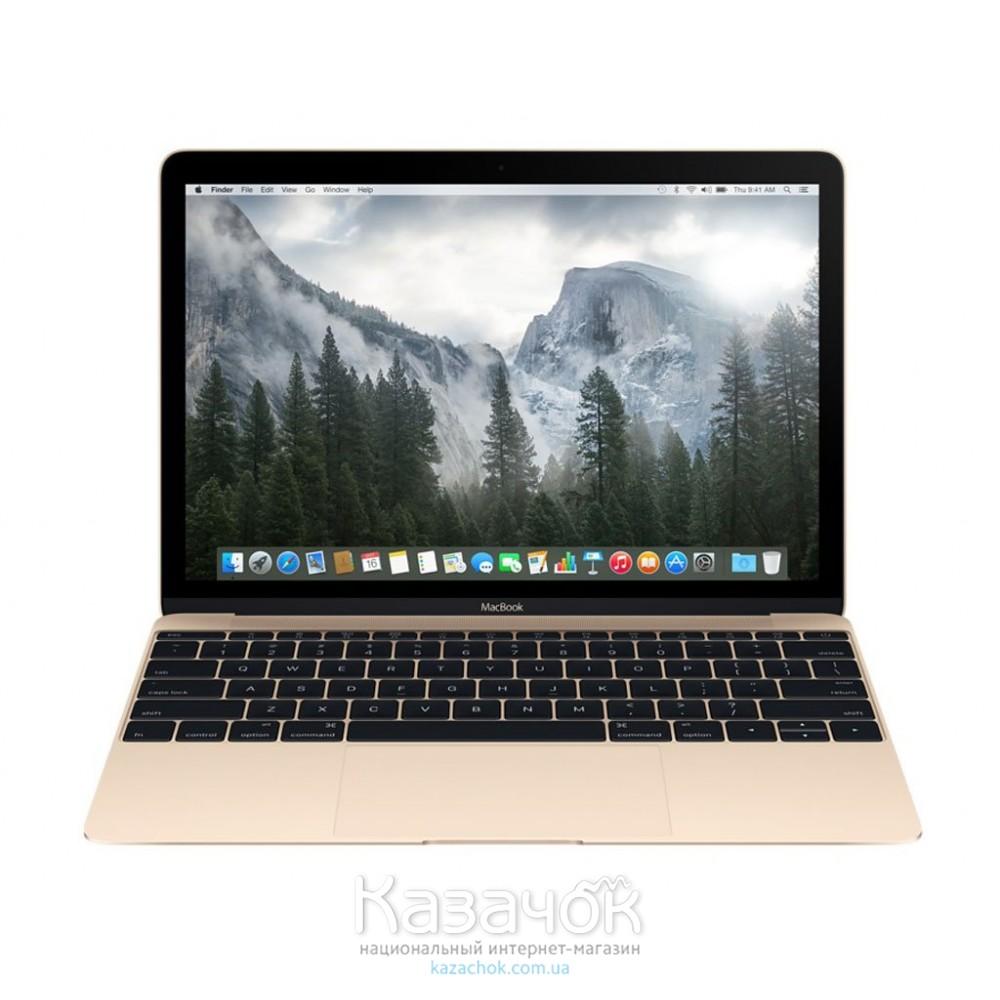 Ноутбук Apple A1534 MacBook 12 Gold MK4N2UA/A UA UCRF