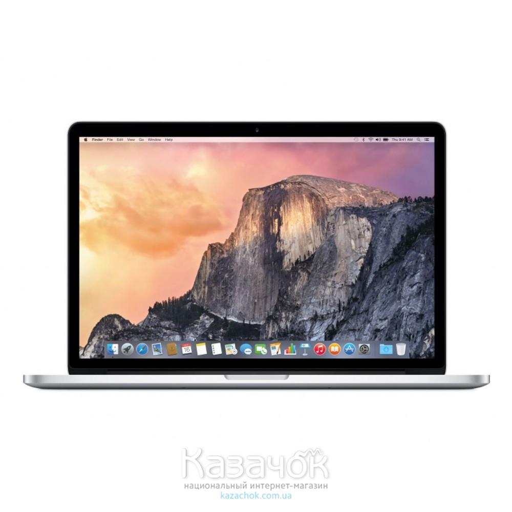 Ноутбук Apple A1398 MacBook Pro 15.4 MJLQ2UA/A UA UCRF