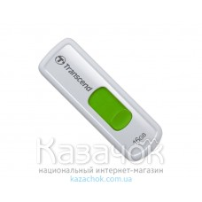 USB Накопитель 16Gb Transcend Jet Flash 530 White