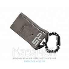 USB Накопитель 16Gb Silicon Power Touch T01 Black