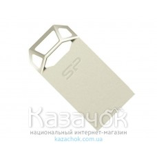 USB Накопитель 32Gb Silicon Power Touch T50 Champagne