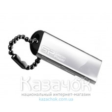 USB Накопитель  8Gb Silicon Power Touch 830 Silver