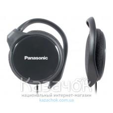 Наушники Panasonic RP-HJE118GU-K Black