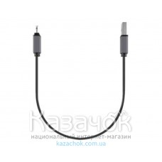 USB-кабель NILLKIN Lightning Cable - 0.3 M Black