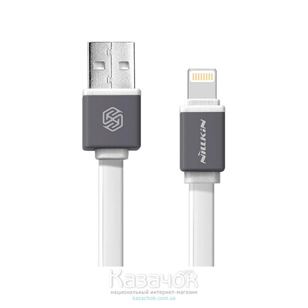 USB-кабель NILLKIN Lightning Cable - 0.3 M White