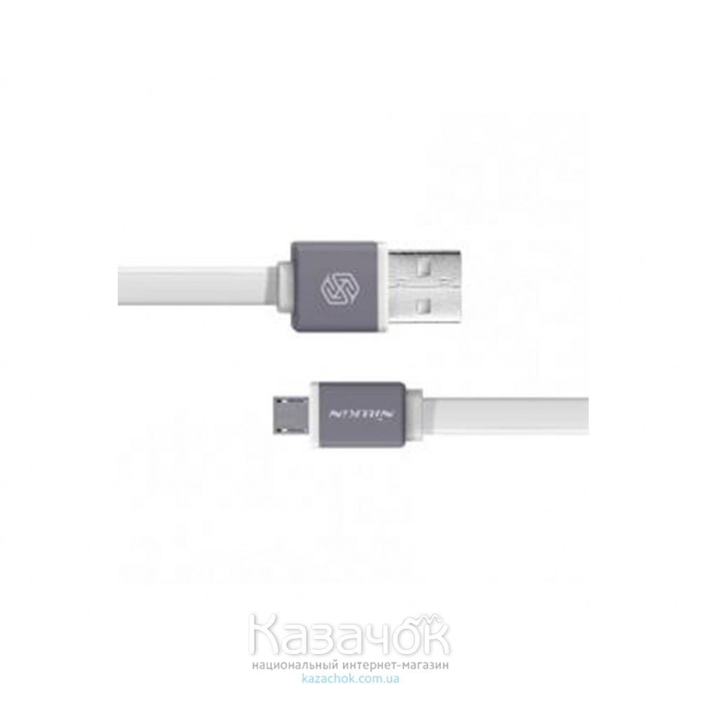 USB-кабель NILLKIN Micro Cable M-DC 120CM-2A White