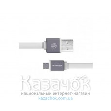 USB-кабель NILLKIN Micro Cable M-DC 120CM-2A White