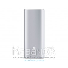 Xiaomi Mi Power Bank 16000 mAh (NDY-02-AL) Silver