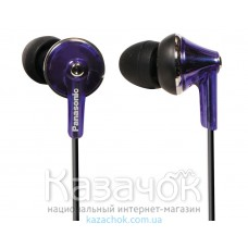 Наушники Panasonic RP-HJE190E-V Purple