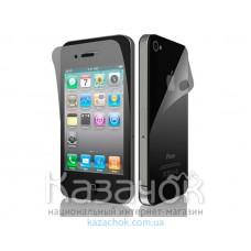 Защитная пленка iPhone 4/4S Front and Back Matte