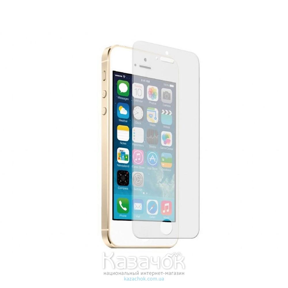 Защитное стекло Apple iPhone 5/5S/SE