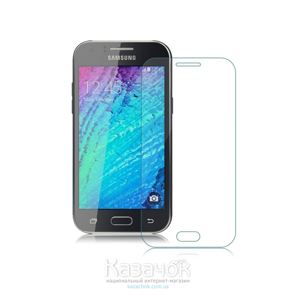 Защитное стекло Samsung J3 J320/J5 J500 (0.26 мм)
