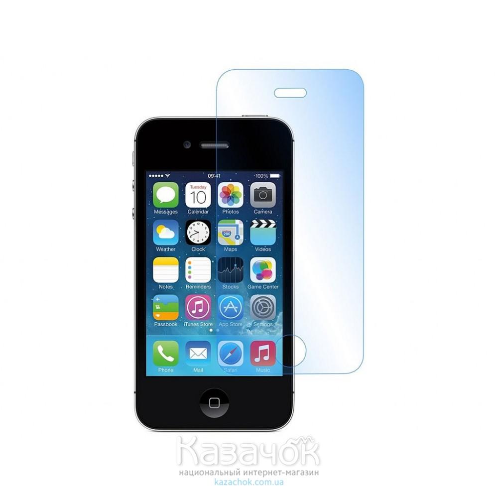 Защитная пленка iPhone 4/4S Clear