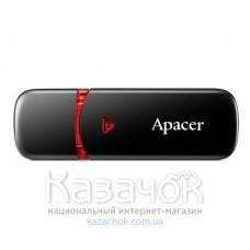 USB flash 16GB Apacer AH333 Black