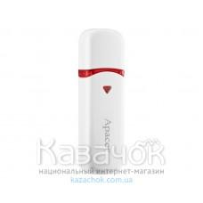USB flash 32GB Apacer AH333 White