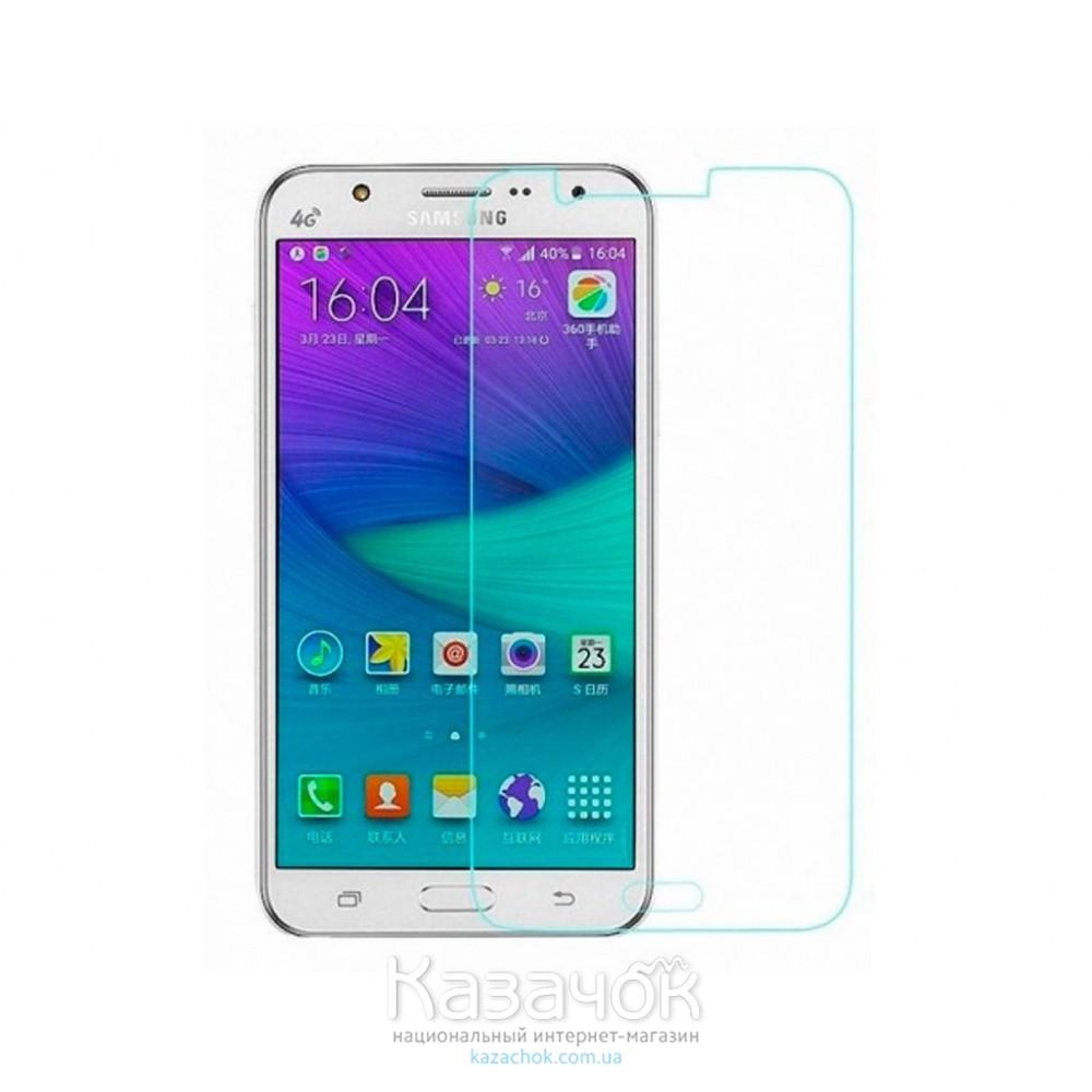 Защитное стекло Samsung J7 J710