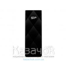 USB Flash 16Gb Silicon Power Blaze B20 USB 3.0 Black