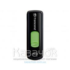 USB Flash 16Gb Transcend Jet Flash 500 Black