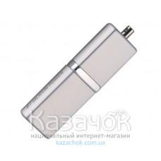 USB Flash 8Gb Silicon Power Lux mini 710 Silver