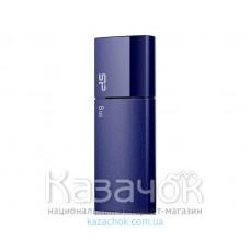 USB Flash 8Gb Silicon Power Ultima U05 Deep Blue