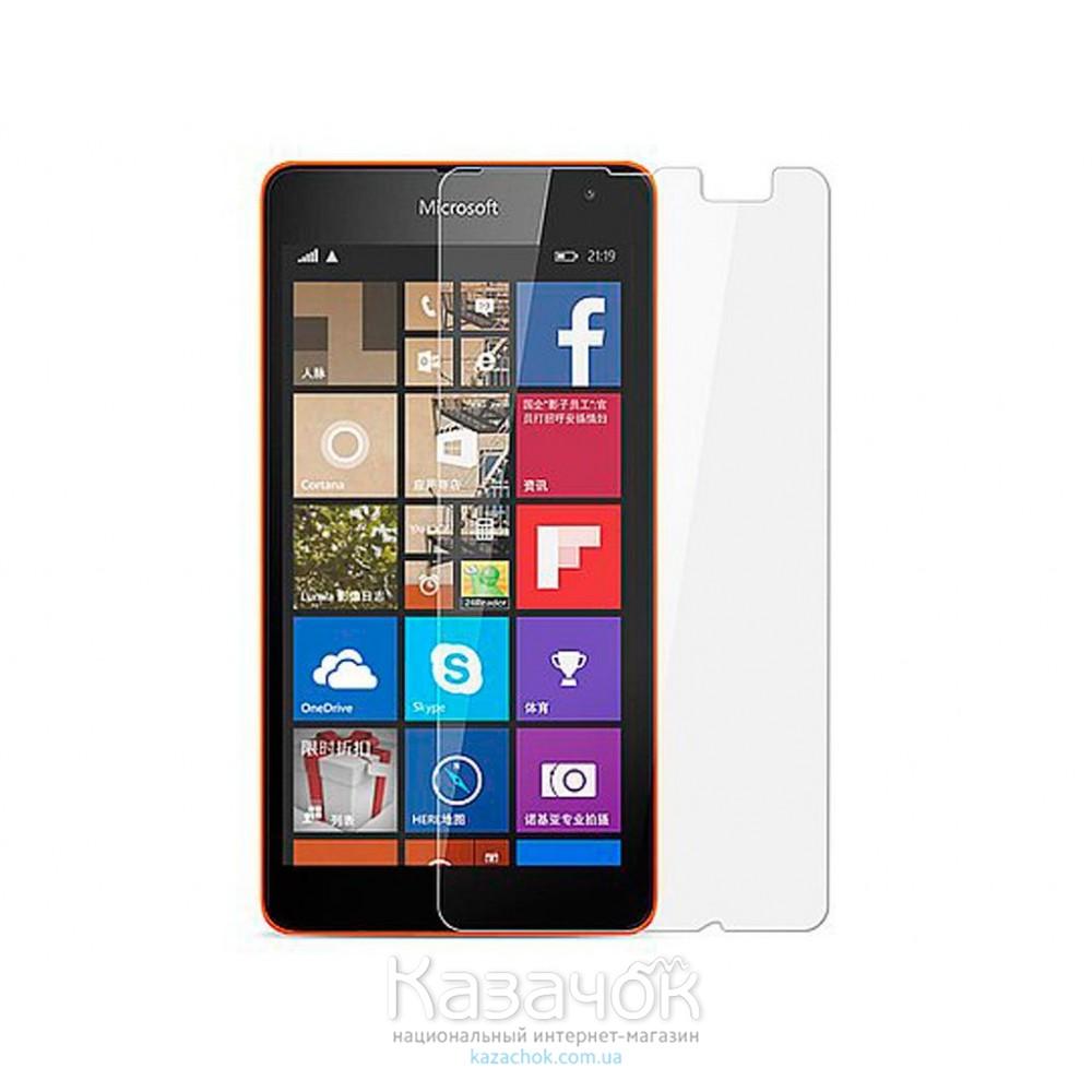 Защитное стекло Nokia 640