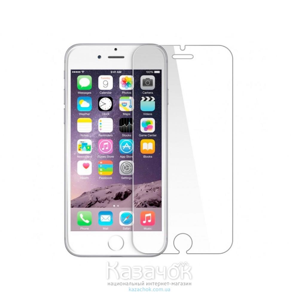 Защитное стекло iPhone 6/6S Remax (0,2mm) + защитная пленка на заднюю часть