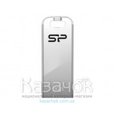 USB Flash 8Gb Silicon Power Touch T03 Transparent