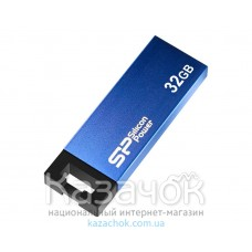 USB Flash 32Gb Silicon Power Touch 835 Blue