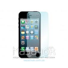 Защитная пленка iPhone 5/5S Matte