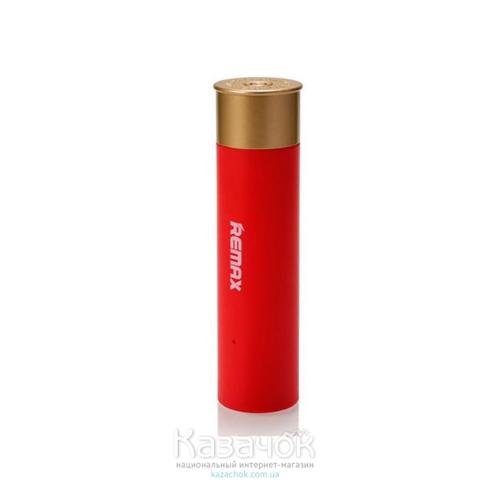 Внешний аккумулятор Remax Shell RPL-18 2500mAh Red