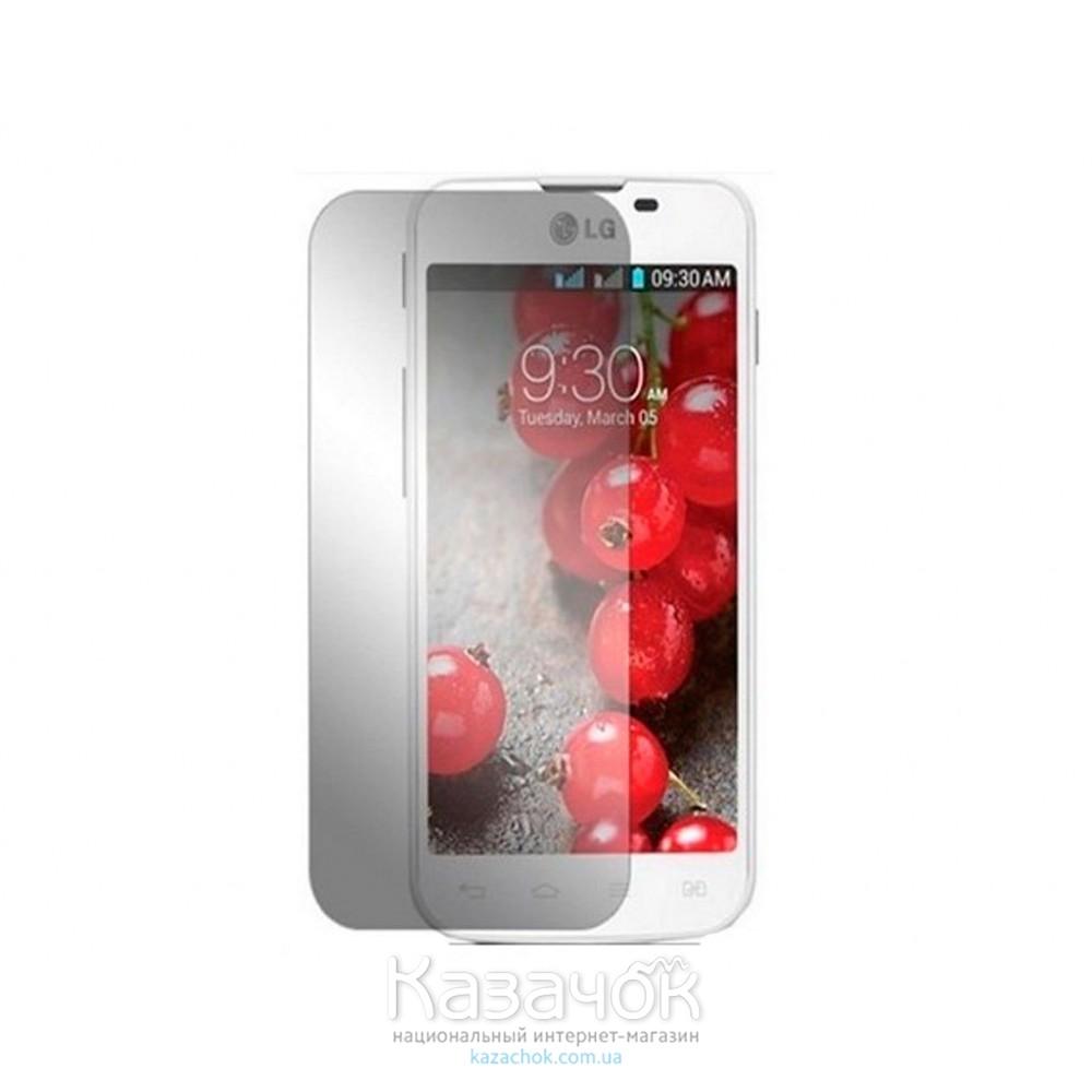 Защитная пленка LG E455 L5    Dual Matte