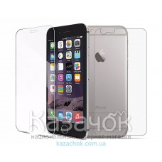 Защитное стекло Apple iPhone 4/4S Front and Back
