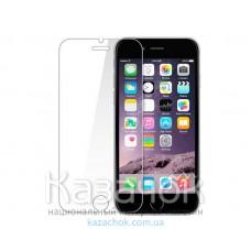 Защитное стекло iPhone 6 Plus/6S Plus Devia (0,2mm) + защитная пленка на заднюю часть