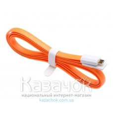 USB-кабель VOJO Trim2 Mi Colorful micro USB 3.0 Orange